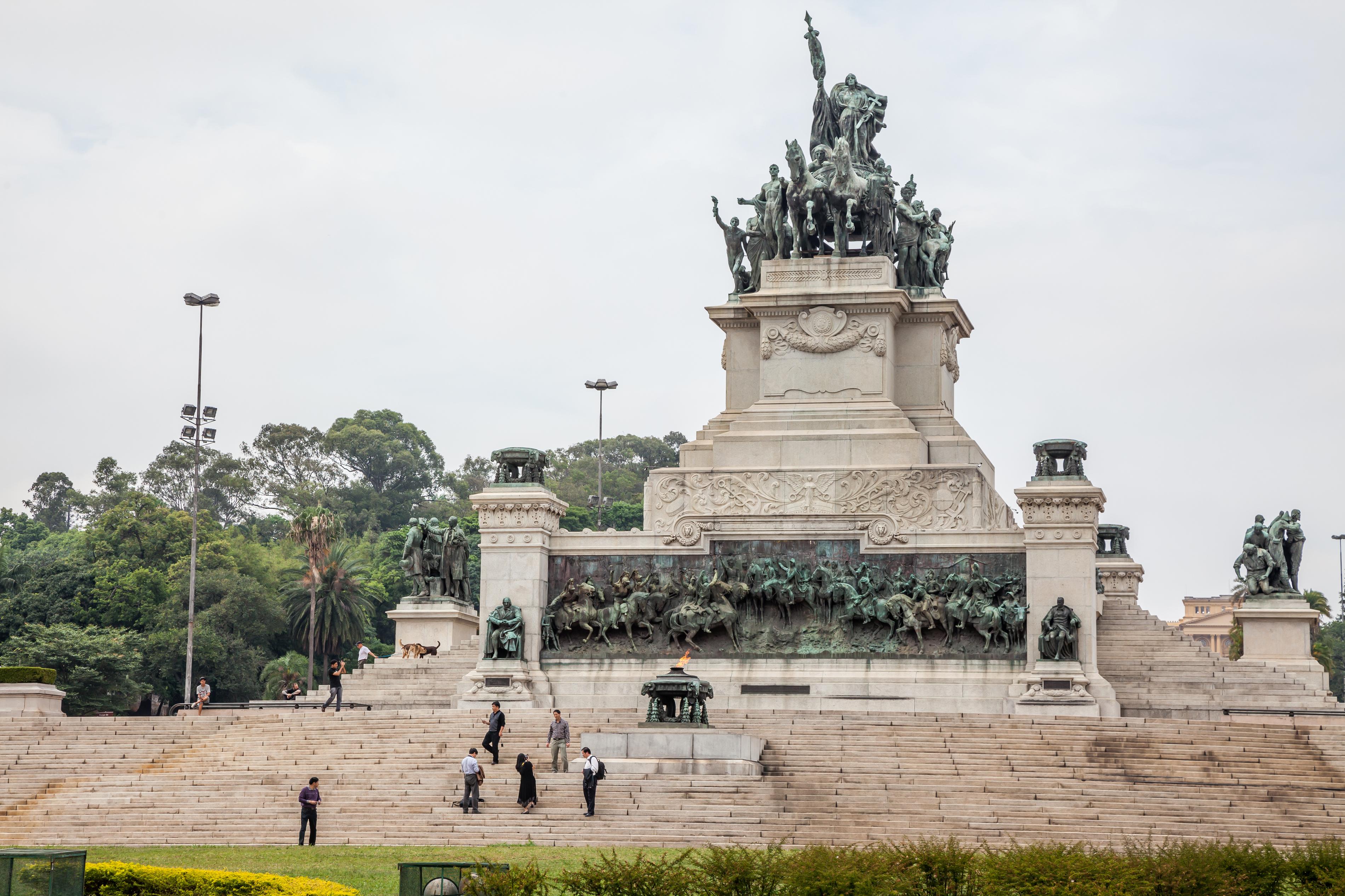 Dia da Independência do Brasil: 7 de setembro!