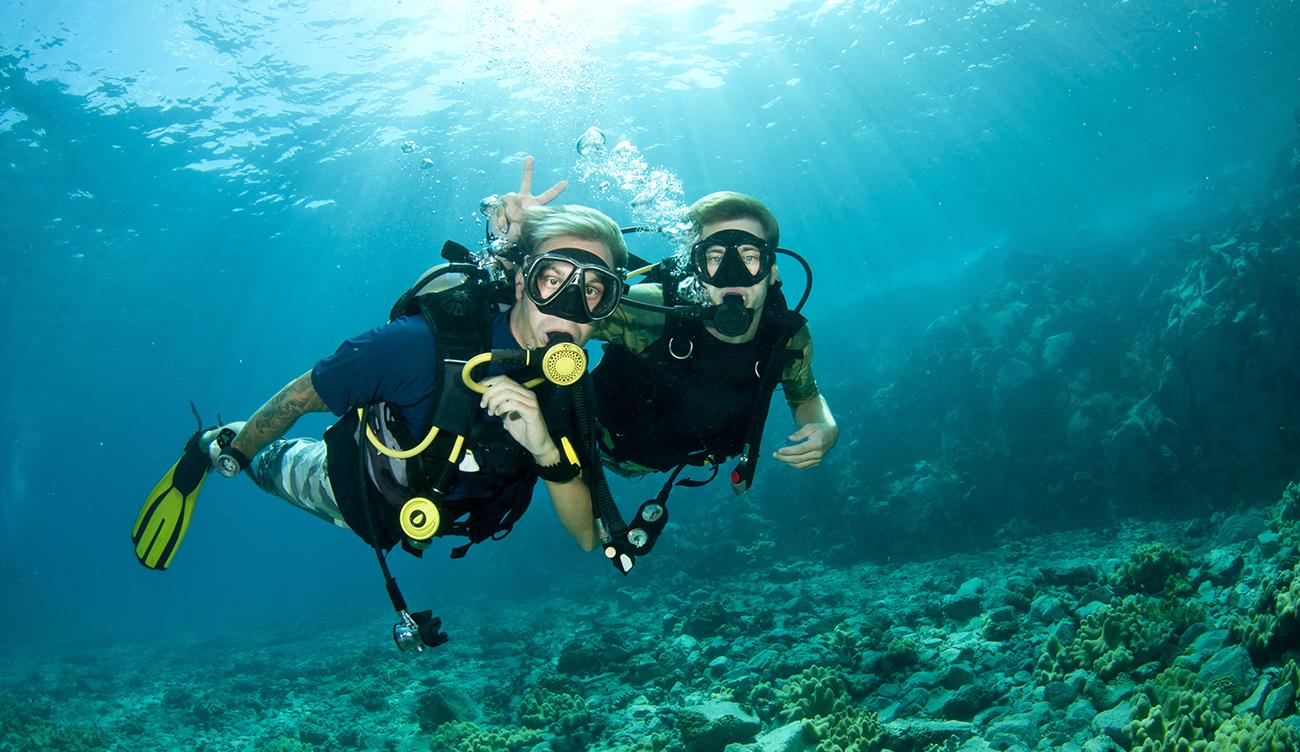 Tecnologia de mergulho