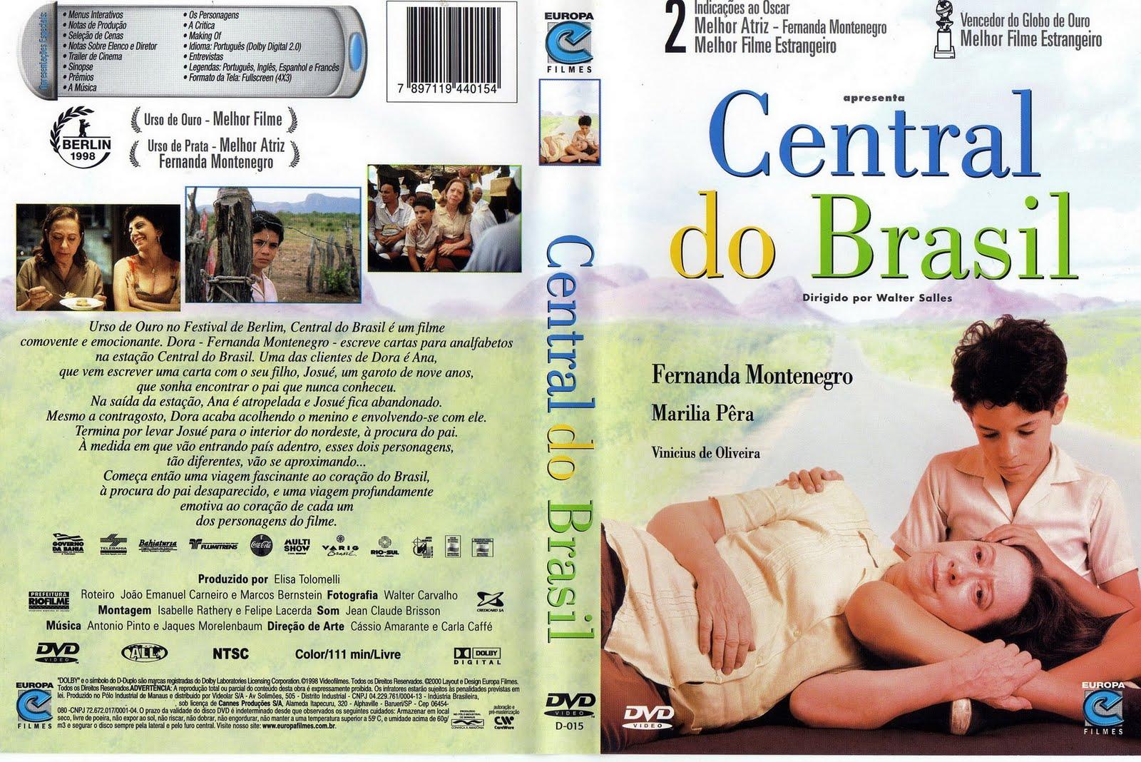 E aí, vai assistir o quê? Central do Brasil