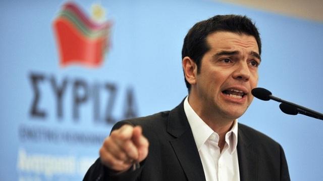 Aléxis Tsípras, ex-primeiro-ministro grego