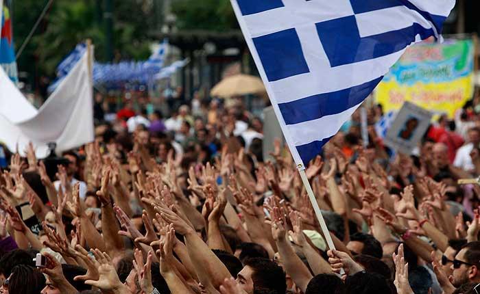Atualidades: Crise na Grécia