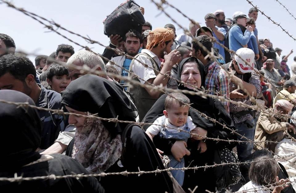 Atualidades: Crise Migratória