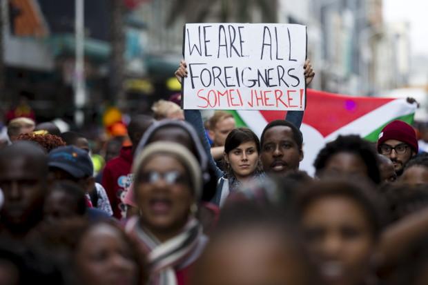 Todos nós somos estrangeiros em algum lugar