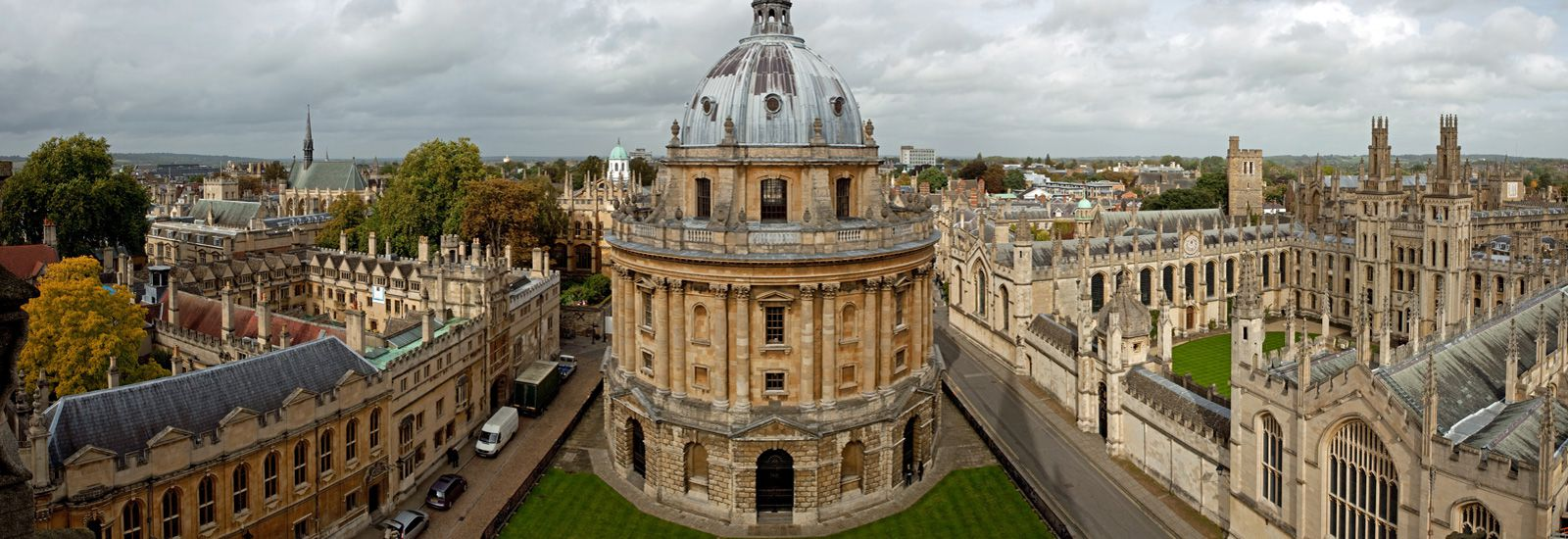 Oxford University. Foto: site oficial Oxford