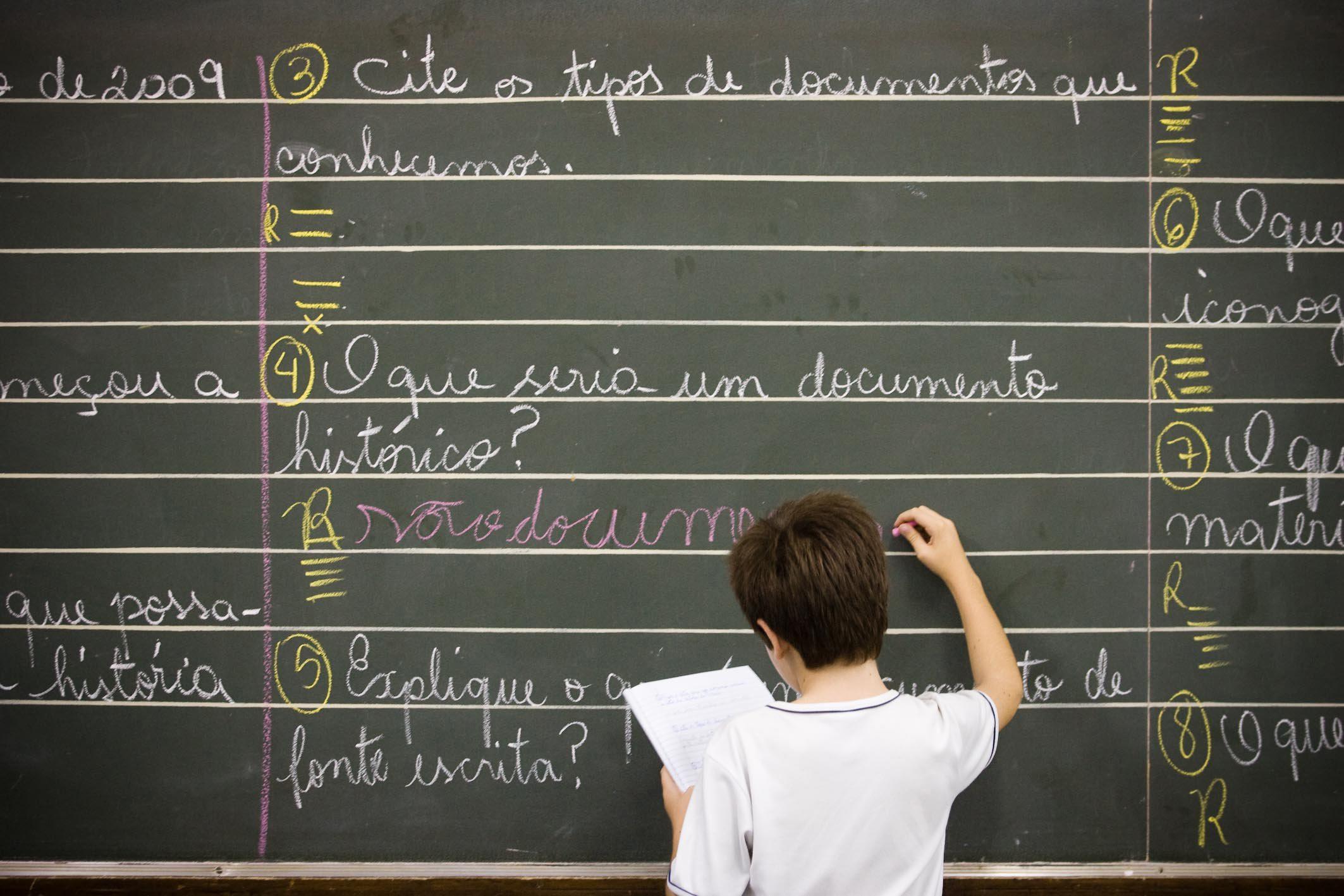 Pedagogia. Foto: reprodução portal Educar para crescer