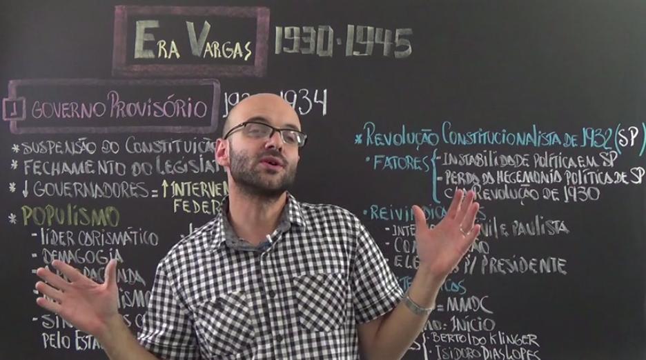 História: o que estudar para a segunda fase da Fuvest?