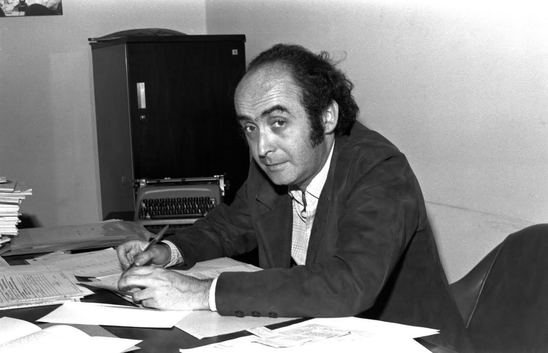 Jornalista da TV Cultura Vladimir Herzog. Reprodução portal Comunique-se