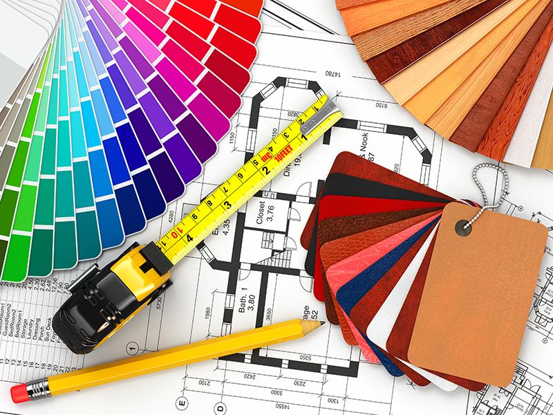 Como é o curso de Design de Interiores?