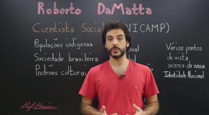 ENEM: tudo o que você precisa saber sobre Roberto DaMatta