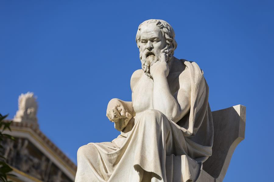 Sócrates e o método filosófico