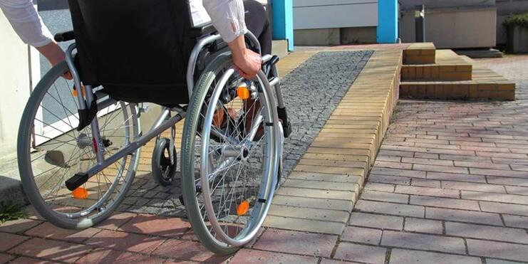 A falta de acessibilidade no Brasil