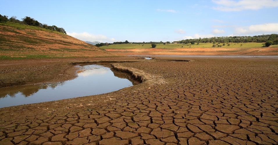 A falta de água do Brasil