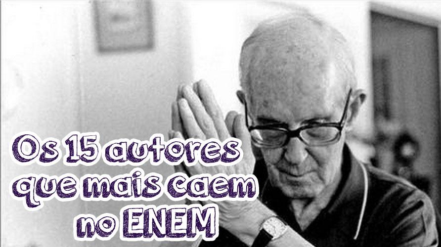 Literatura No Enem 15 Autores Que Mais Caem No Exame Stoodi Stoodi