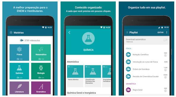 Novidade: App do Stoodi apresenta exercícios de fixação