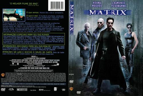 Matrix é um filme para quem gosta de filosofia
