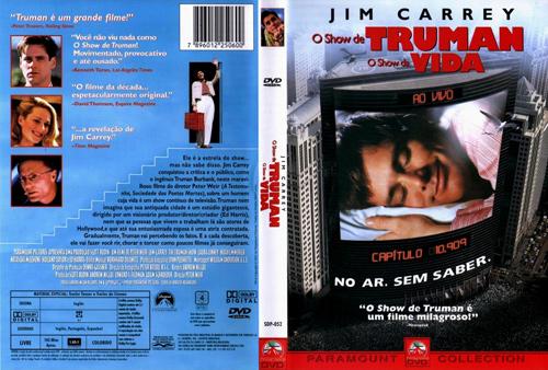 """Para quem gosta de um filme filosófico assista """"Show de Truman"""""""