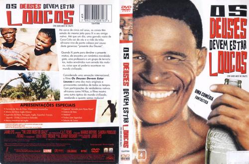 """Se você gosta de um bom filme filosófico assista """"Os Deuses Devem Estar Loucos"""""""