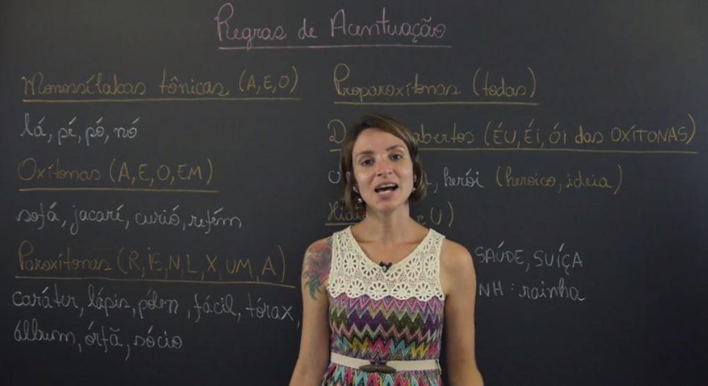 Gramática: O que é o acento diferencial e quando eu devo usar?
