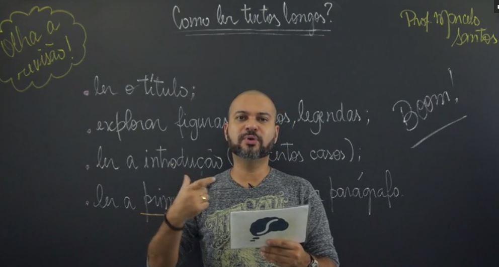 Vestibular: 5 dicas para ler textos longos em Inglês
