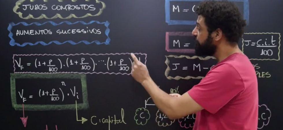 Veja exemplos de juros simples e compostos