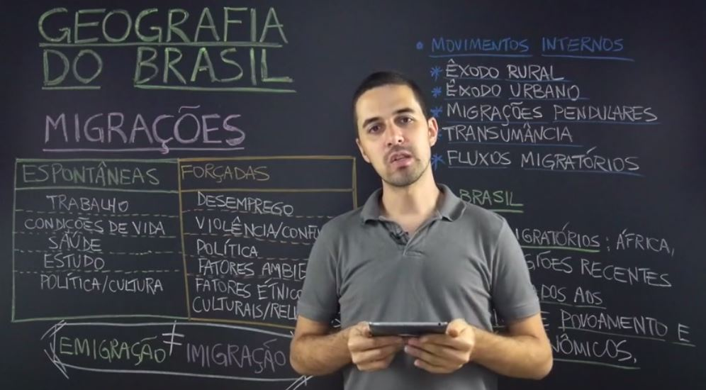 ENEM: Tudo o que você precisa revisar sobre a Crise Migratória