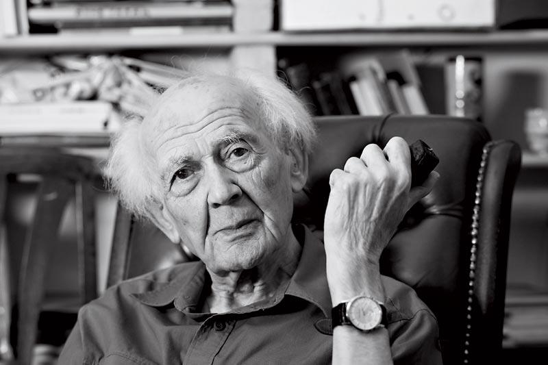 Veja como Zygmunt Bauman pode cair no vestibular