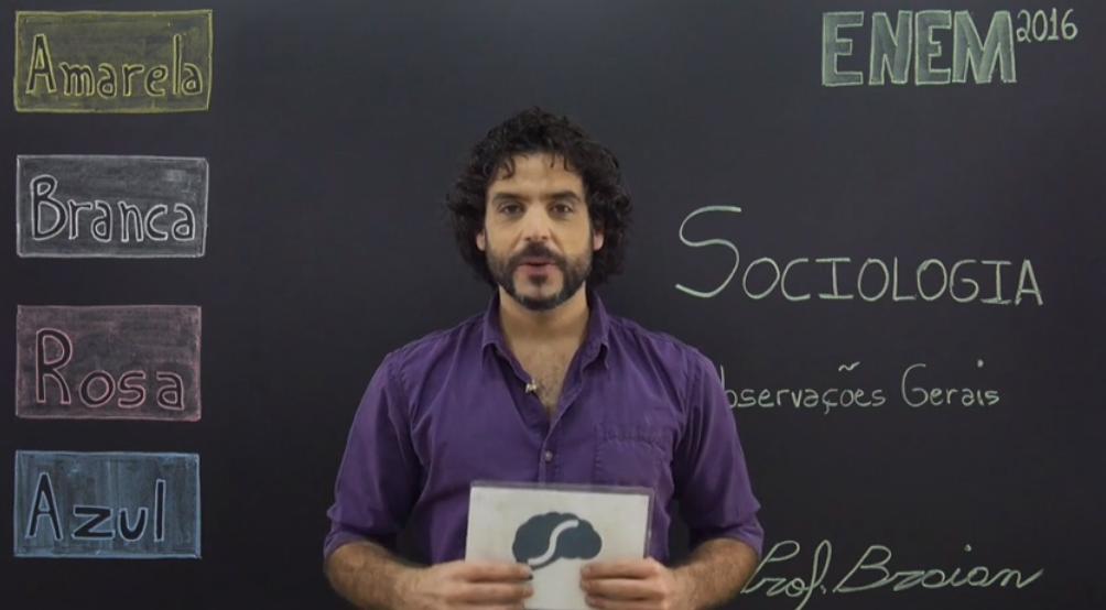 Sociologia no Enem: saiba o que mais cai na prova | Stoodi