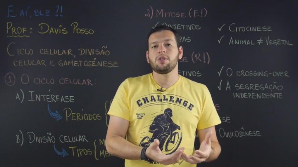 Meiose: o que é, quais suas fases e tudo o que você precisa saber para o vestibular?