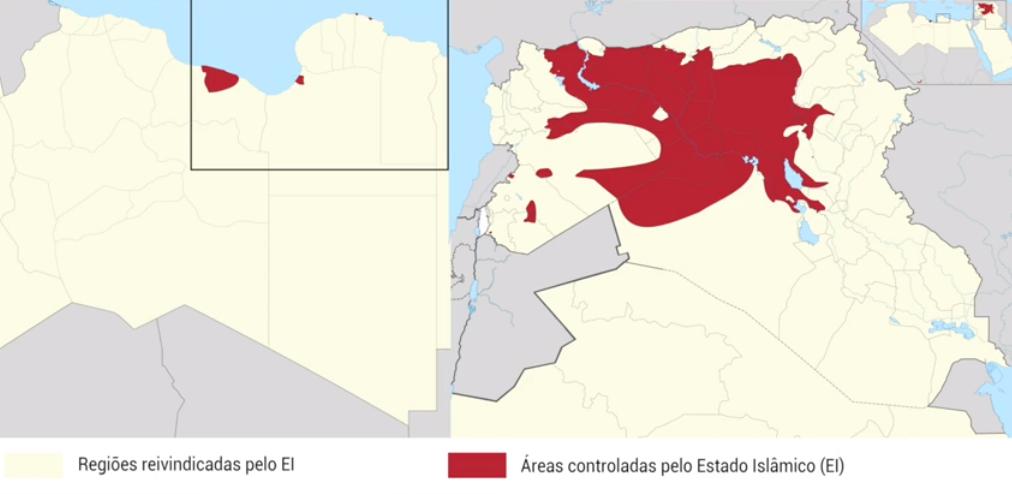 Síria e Estado Islâmico