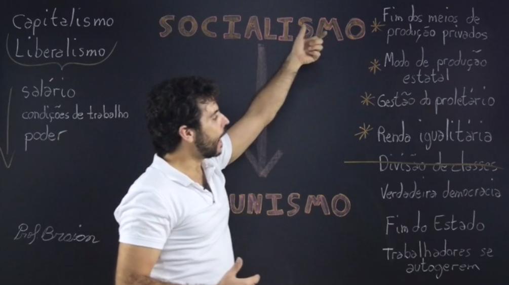Socialismo no Enem