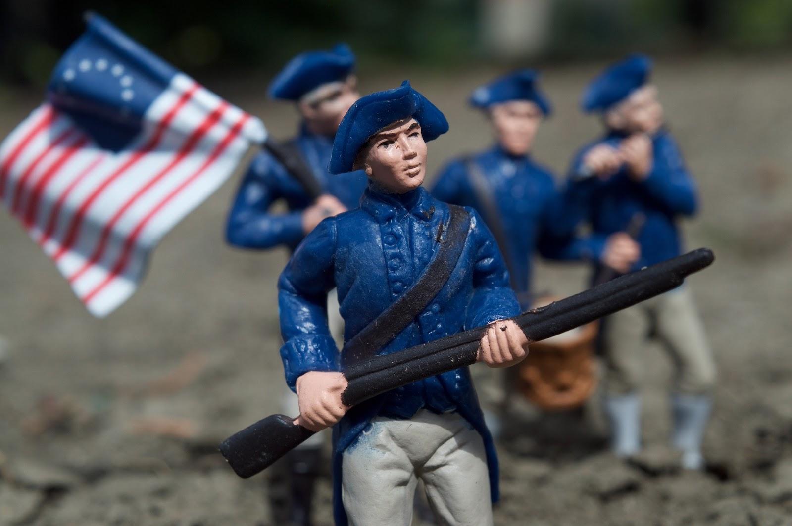 Boneco de um soldado