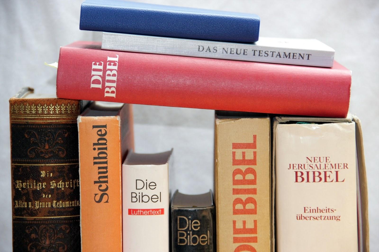 Bíblias reforma protestante