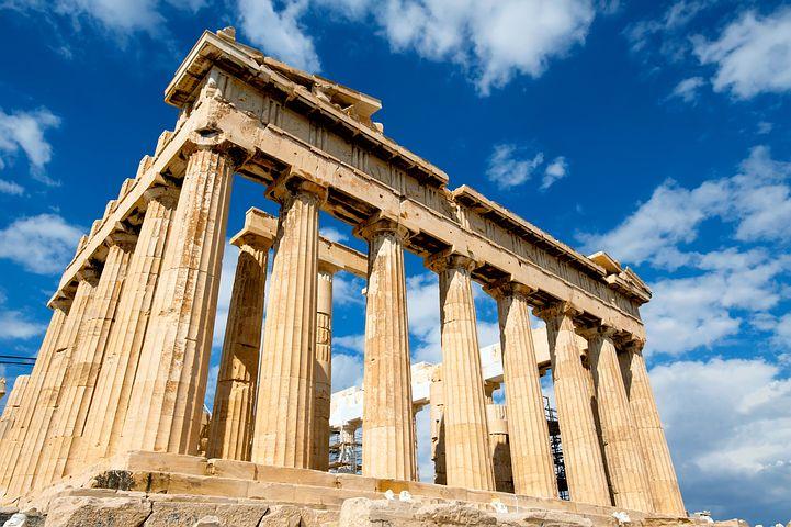 Palácio na Grécia