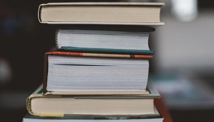 Livros, frase, oração, período