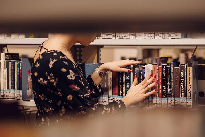 Unversitária, livros