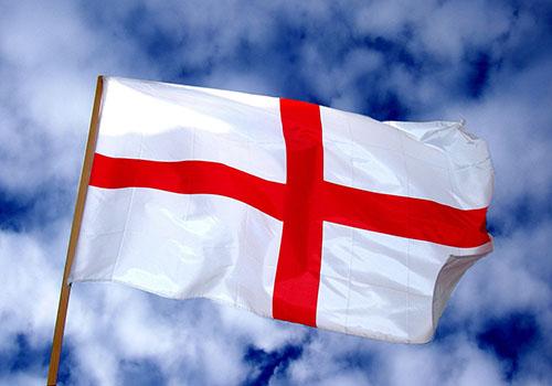 bandeira de st. george reforma anglicana