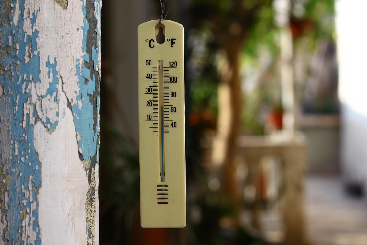 termômetro termologia