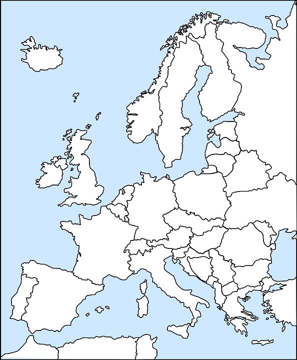 europa mapa mundi