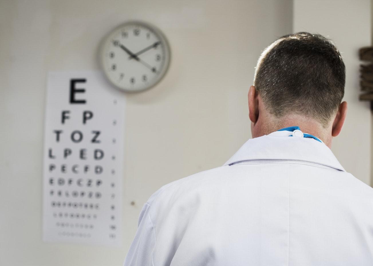 oftalmologista medicina