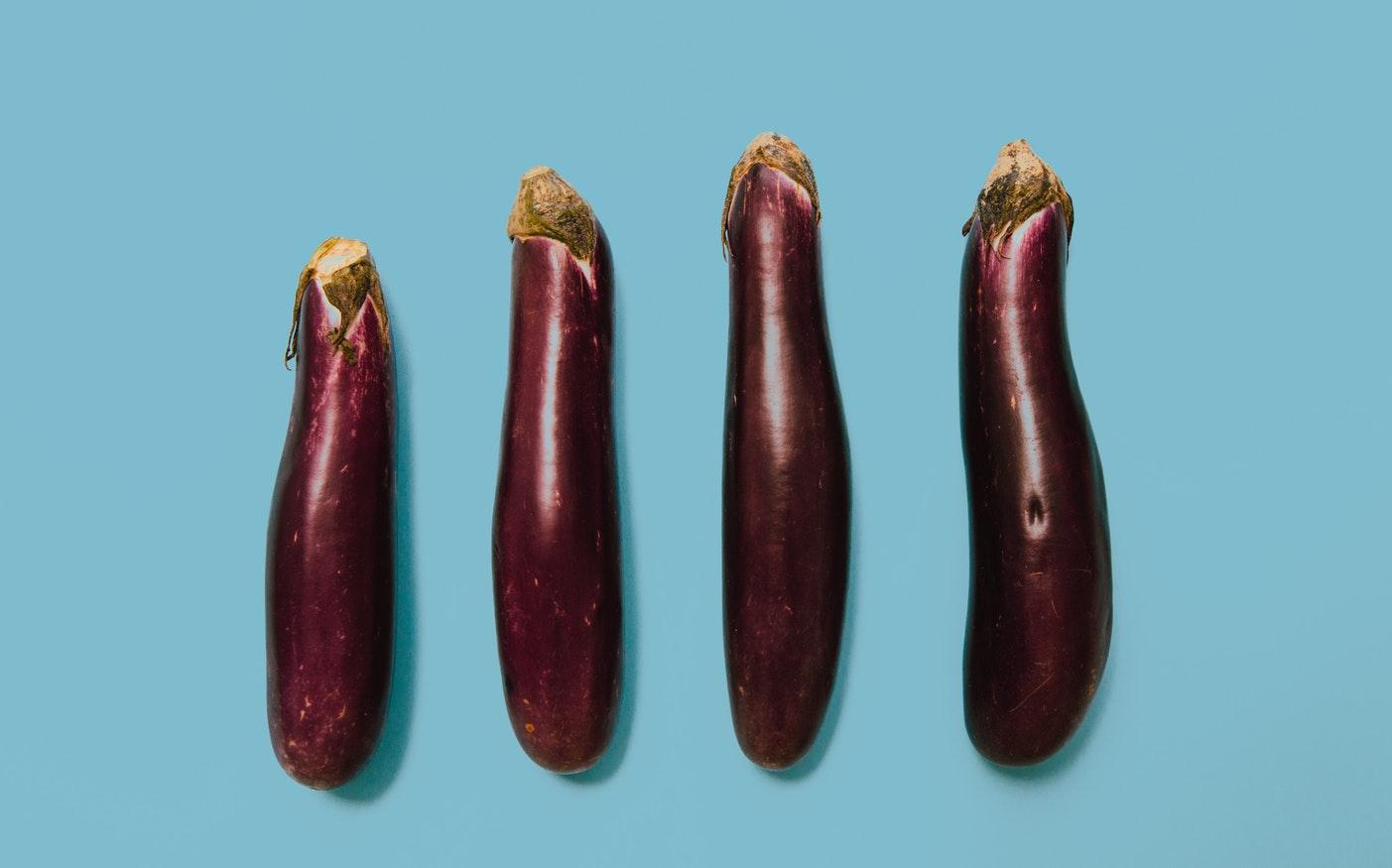 Beringela ou berinjela: qual a forma correta?