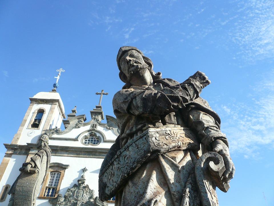 igreja do aleijadinho barroco